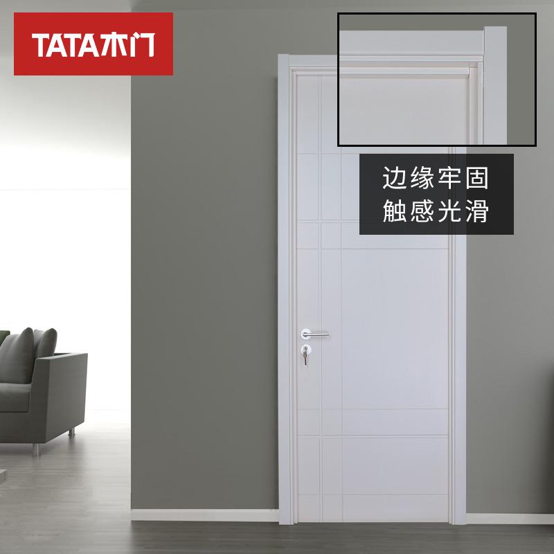 Model AC-020 & USD 883.77] TATA wooden door paint Jane European-style custom ...