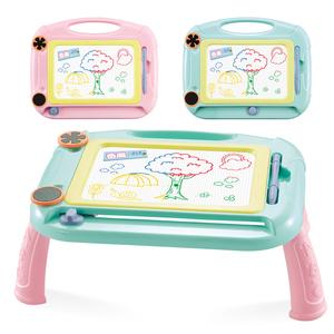 儿童彩色大号画板 磁性小黑板 3-6岁写字板涂鸦板画画板 儿童玩具