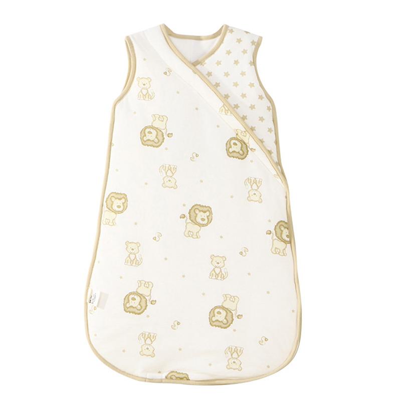 婴儿睡袋冬季加厚宝宝秋冬款幼儿新生儿薄款儿童小孩中大童防踢被