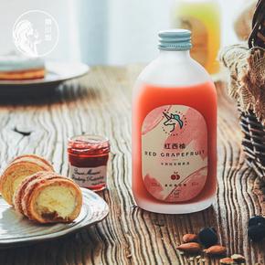 独角兽【半熟轻发酵】红西柚子酒
