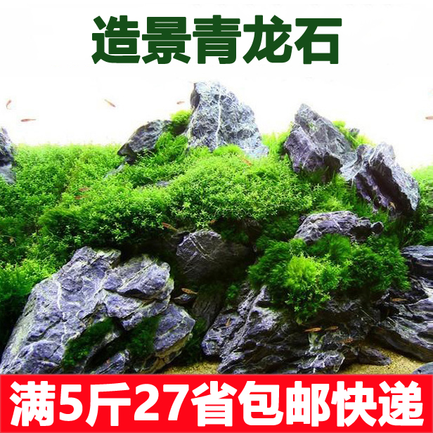 Acid Wash Dragon Stone Aquascape Stone Fish Tank Landscaping Stone Aquarium  Landscaping Stone Grass Cylinder Aquatic Plants Rockery 5 Pounds From