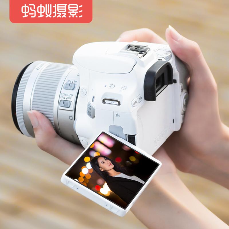蚂蚁摄影Canon/佳能 EOS 200D 单反相机入门级女男 高清 数码旅游