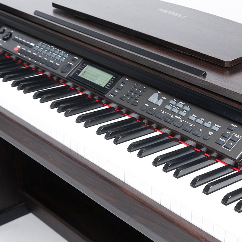 美得理DP369S电钢琴专业家用成人88键重锤初学者数码智能电子电钢