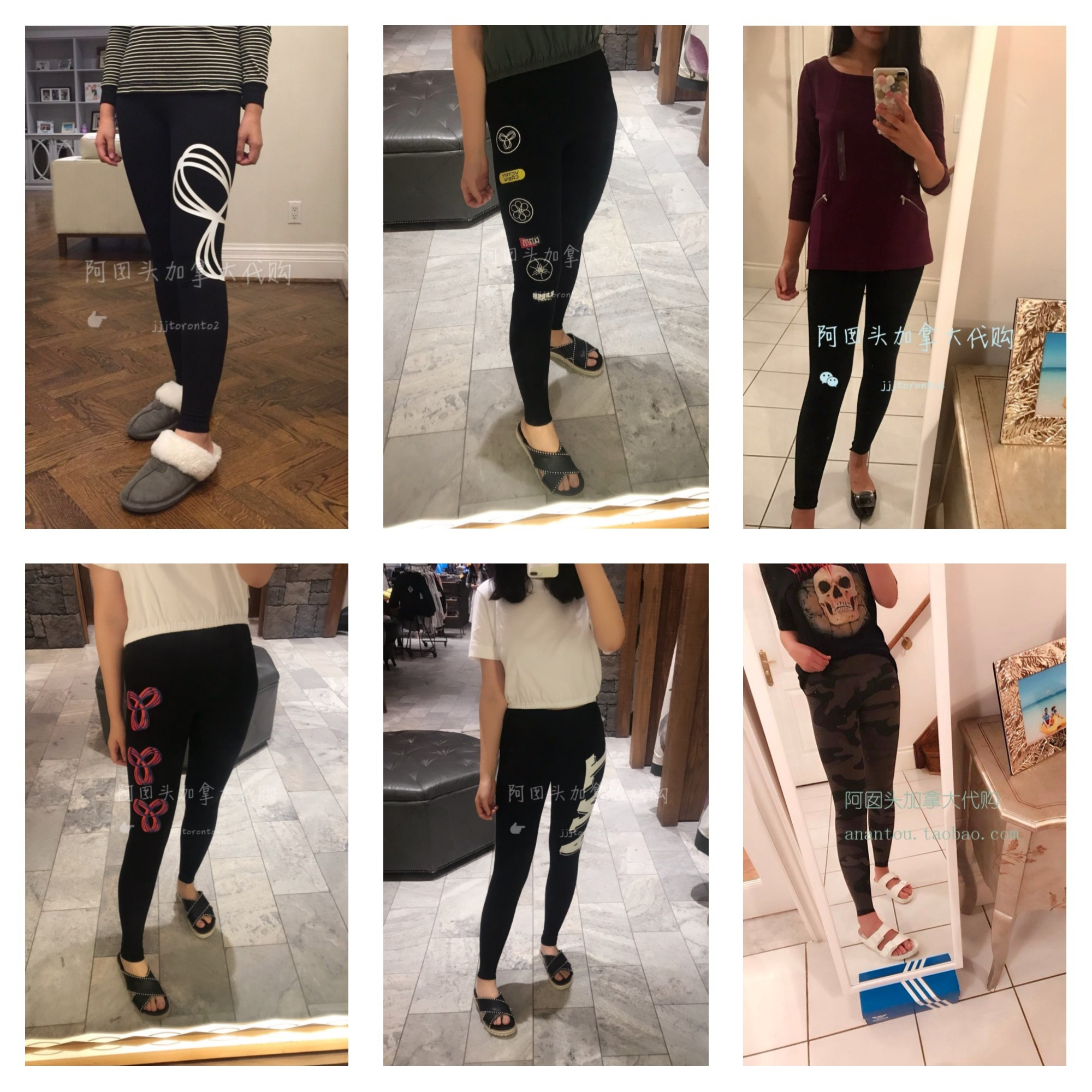 4c824c170ed4f7 Mid-year discount Canada Aritzia Talula TNA signature leggings elastic  invincible good thin section