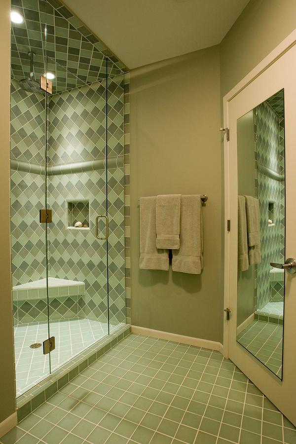 小卫生间这样设计,干湿分离还颜值爆表!