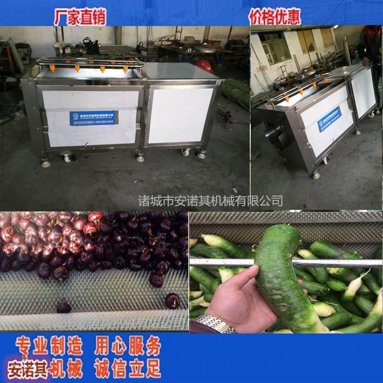 Прямые продажи автоматическая красный Оборудование для чистки и пилинга, корнеплоды для Машина для чистки валиков
