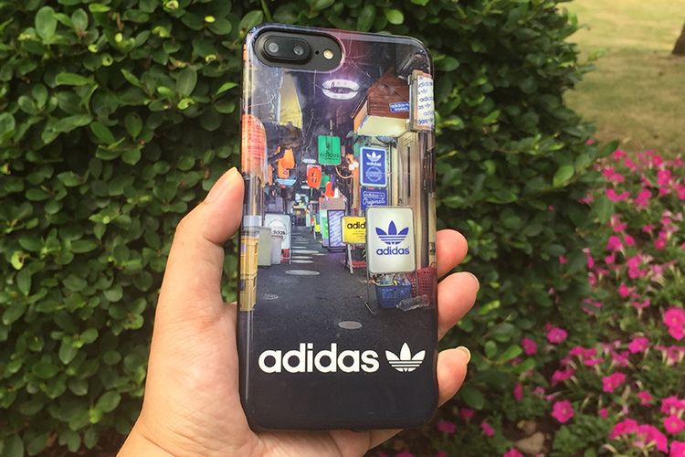 adidas Originals MENS Graphic TPU Back Case Cover for Apple iPhone 7