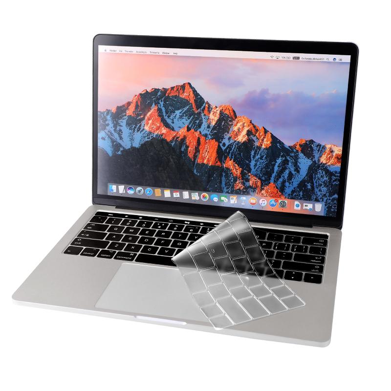 Apple bàn phím máy tính xách tay màng bàn phím Pro màng cá nhân bàn phím dán MacBook Air màng bàn phím - Phụ kiện máy tính xách tay