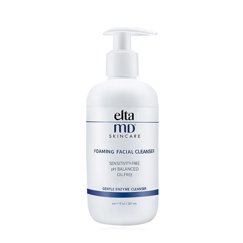 Elta MD安妍科进口氨基酸泡沫洗面奶清洁毛孔补水深层洁面洁面乳