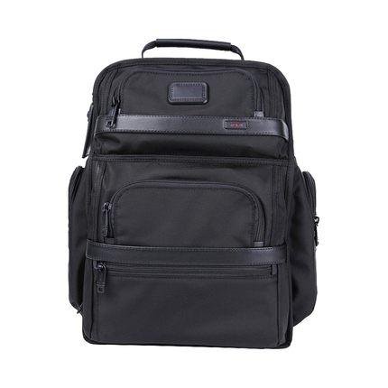2017黑五、24日0点:TUMI Alpha 2 T-Pass 026578D2 商务双肩背包 2529元包邮包税(双重优惠)
