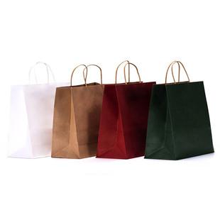 牛皮纸手提袋包装纸袋购物袋