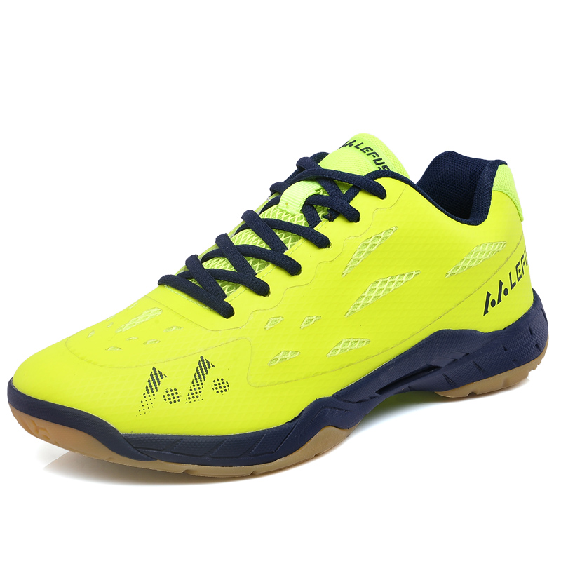 7b216c06129 Foreign trade tail single genuine volleyball shoes men s shoes women s shoes  wear-resistant anti-skid shock large size small size professional sports  shoes