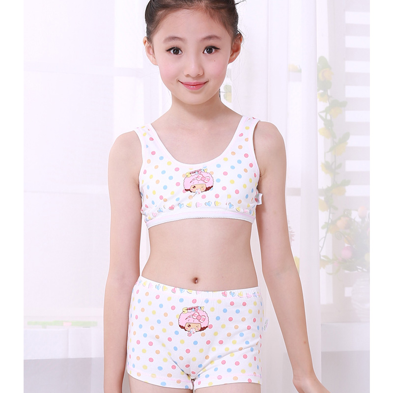 b747865daaef0 Youth less girls 11 primary school 10 bras just developed underwear 13 big  children 14 suspenders vest type 9-12 years old - BuyChinaFrom.com - Buy  China ...