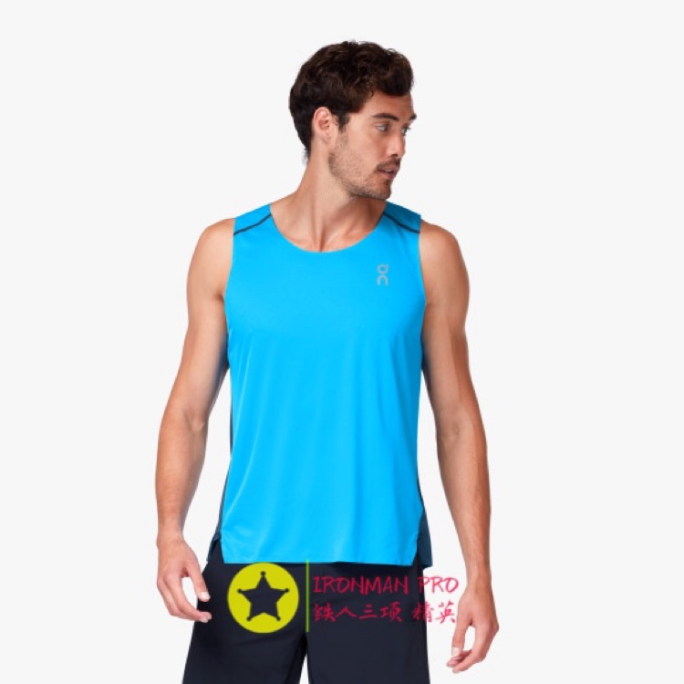 On-Ang Run Tank-T summer new fast dry lightweight men's comfortable sports vest.