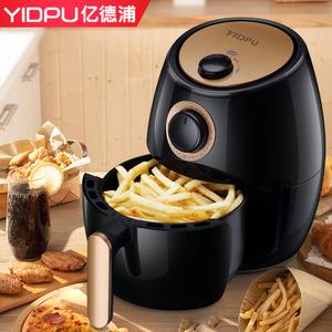 亿德浦空气炸锅家用大容量新款特价全自动多功能智能无油炸薯条机