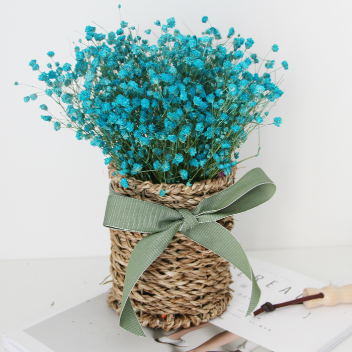 Yunnan dried flower bouquet living room home furnishings Nordic ...