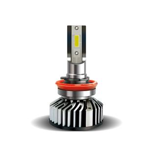12V汽车LED大灯灯泡前照灯H1H4H7超亮强聚光9005免改装远近白激光