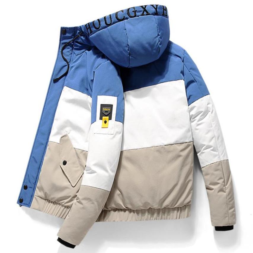 2020年秋冬新款加厚羽绒棉服