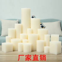 Manufacturer Classic Candle Smoke free tearless wedding hotel Candle Decoration