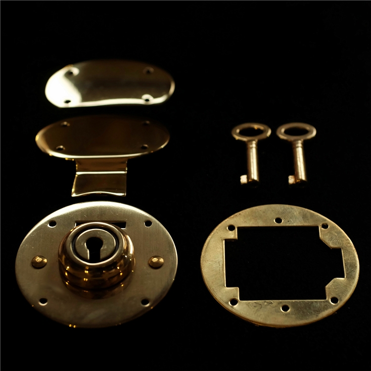 England Liston pure copper round lock Dulles DULLES ...