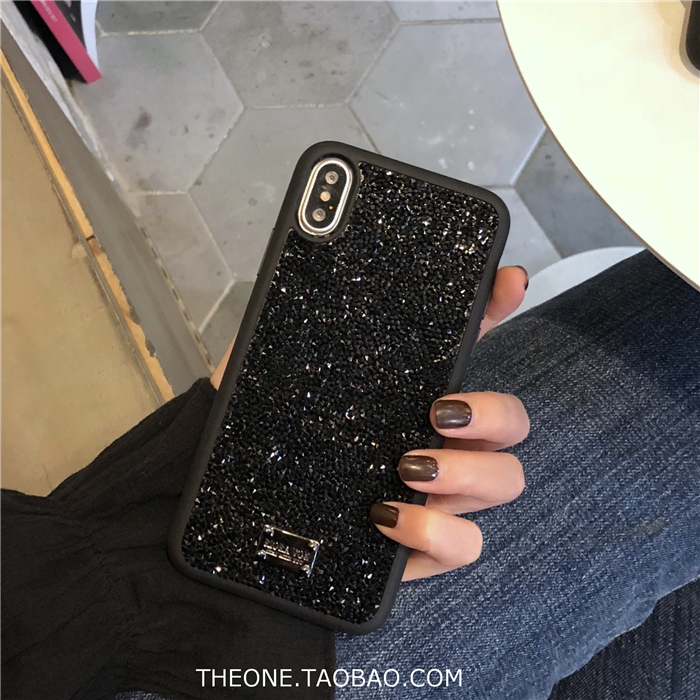 carcasa iphone x brillantes