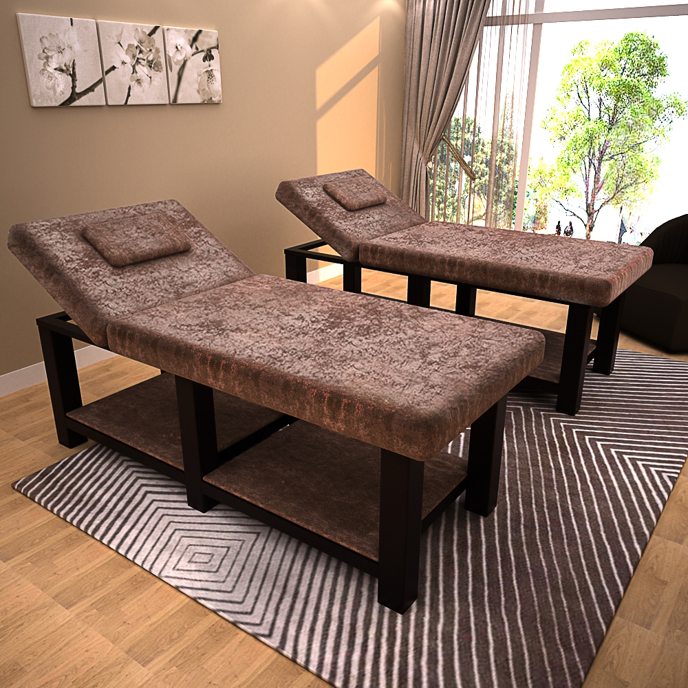 Beauty bed massage bed beauty salon special folding body therapy bed Fire  treatment tattoo bed massage bed home wholesale