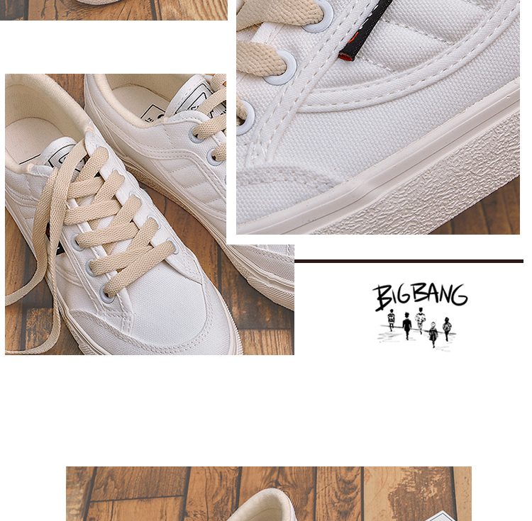2018 spring new shoes white shoes female wild Korean students canvas shoes 26