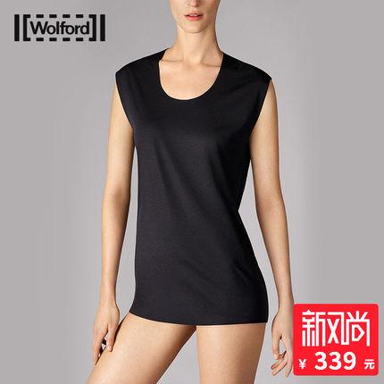 Wolford/沃尔福特PurePlus材质柔软圆领上衣 59910 309元