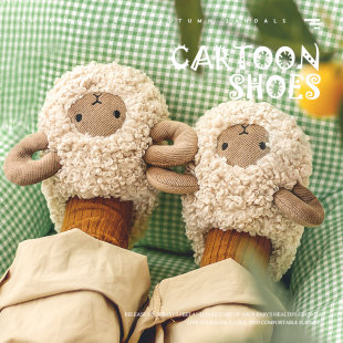 Ребенок трейлер обувной комнатный домой elmo осень зима мех шлепанцы зима мокасины мальчиков девочки дети ребенок шлепанцы