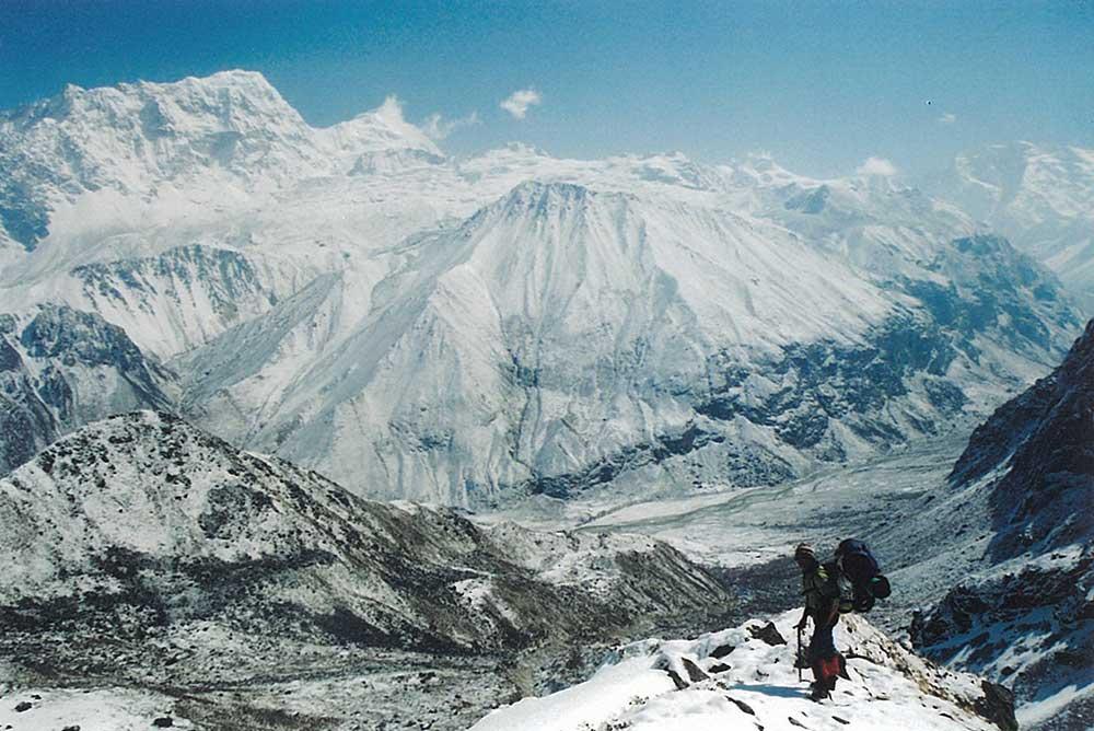 尼泊尔 蓝塘 nepal langtang