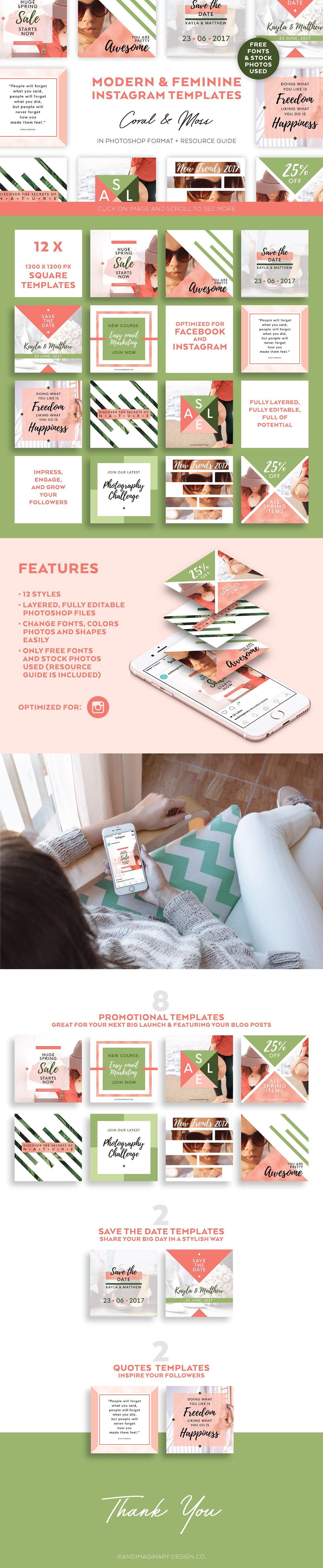 一套SNS社交媒体宣传广告图banner源文件下载[PSD]设计素材模板