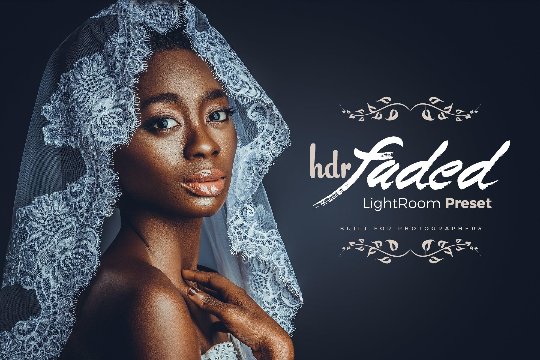高端时尚婚纱摄影滤镜lightroom人像预设lightroom预设下载设计素材模板
