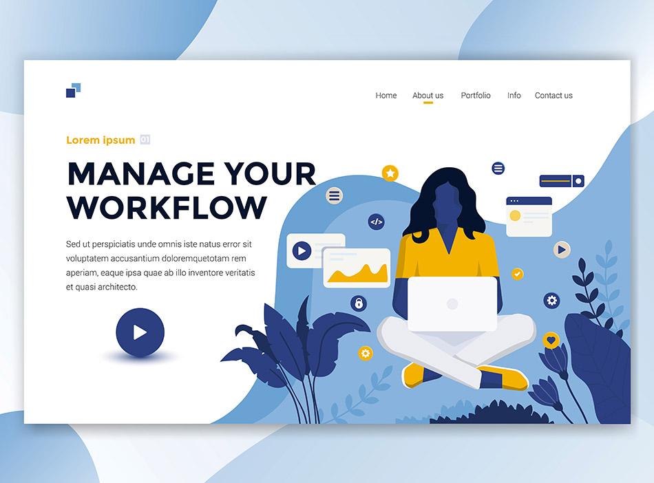 Flat-Modern-design-of-wesite-template---Manage-you.jpg