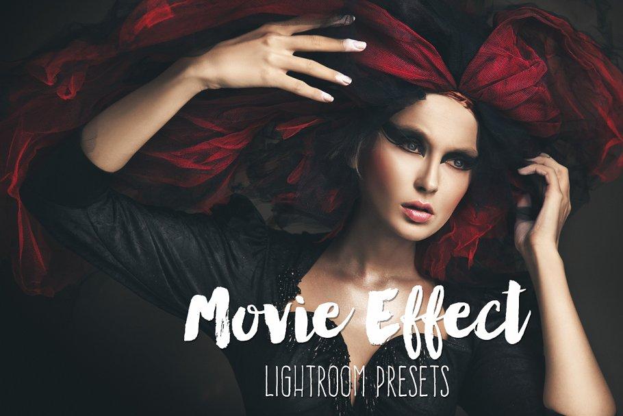 电影级LR预设 Film Looks Lightroom Presets设计素材模板