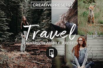 旅游人像滤镜lightroom人像预设手机lightroom预设下载