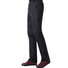 Утепленные штаны Мужчины брюки мужская верхняя