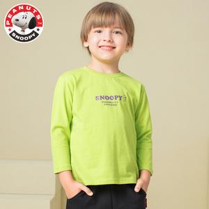 【史努比】2020新款儿童纯棉打底衫
