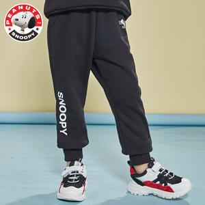 【史努比】儿童休闲裤纯棉运动卫裤