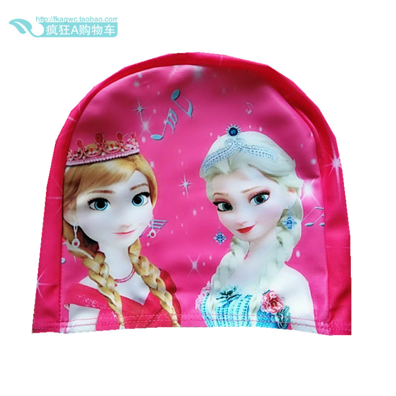d6faef439b1 Frozen swim cap Aisha girls Sophia Princess KT swimming cap girl pink blue 3 -14. Zoom · lightbox moreview · lightbox moreview · lightbox moreview ·  lightbox ...