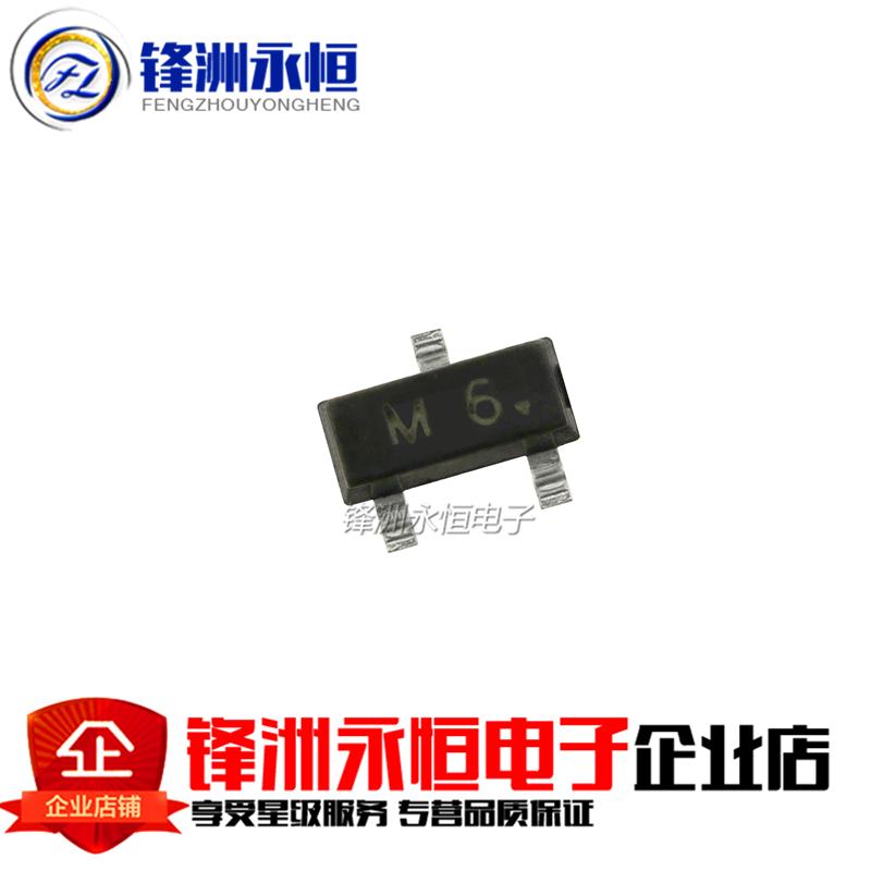 Транзистор Весь диск| s9015 М6 СМД корпусе sot-23 самодельный ПНП (3000/диск)