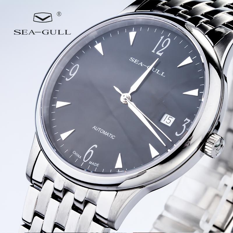 Наручные часы Чайка Чайка часы водонепроницаемые досуг мужские часы мужские случайные автоматические механические стол мода 816. 357