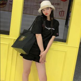 【百人验货】情侣纯棉短袖T恤