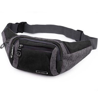 Waist bag multi-function men's mobile phone bag female doing business collection money working site waist bag large capacity wear