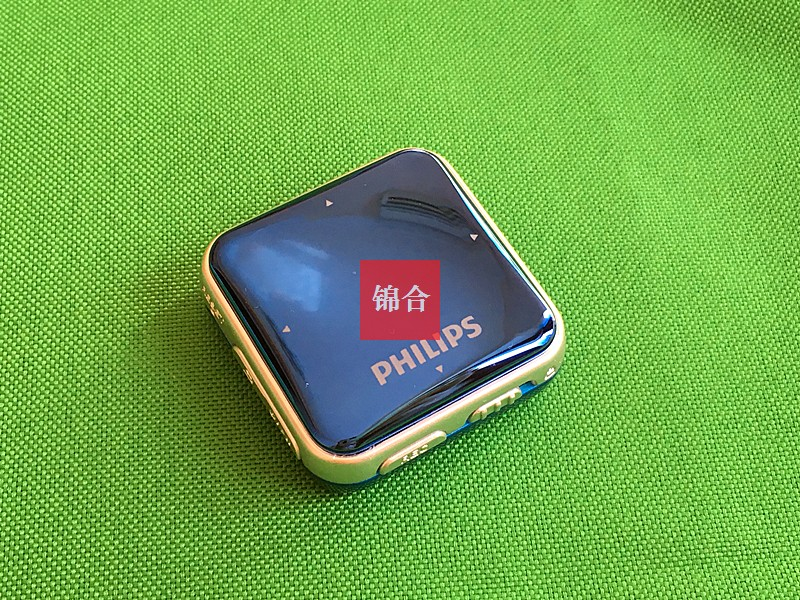 Send English lossless audio source Philips SA2208 lossless music player MP3  recording sports back clip learning