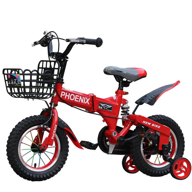 Usd 127 18 Phoenix Kids Bike 2 4 6 7 8 9 10 Years Old Baby Carriage