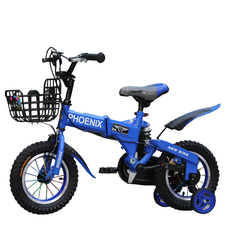 Phoenix Kids Bike 2 4 6 7 8 9 10 Years Old Baby Carriage Boy 3