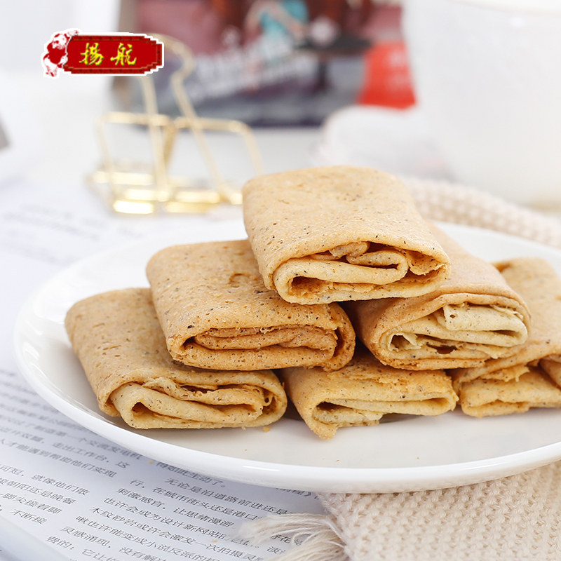 Yang Hang handmade egg roll casual zero food snack biscuits