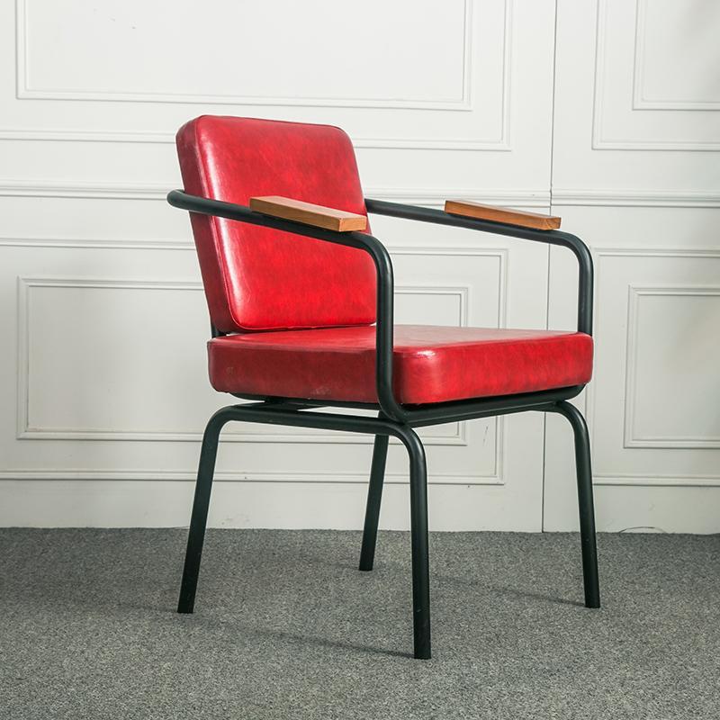 Барный стул Промышленные ресторан столы и стулья кафе ретро, случайные стулья суб-творческая личность кованого железа барные стулья