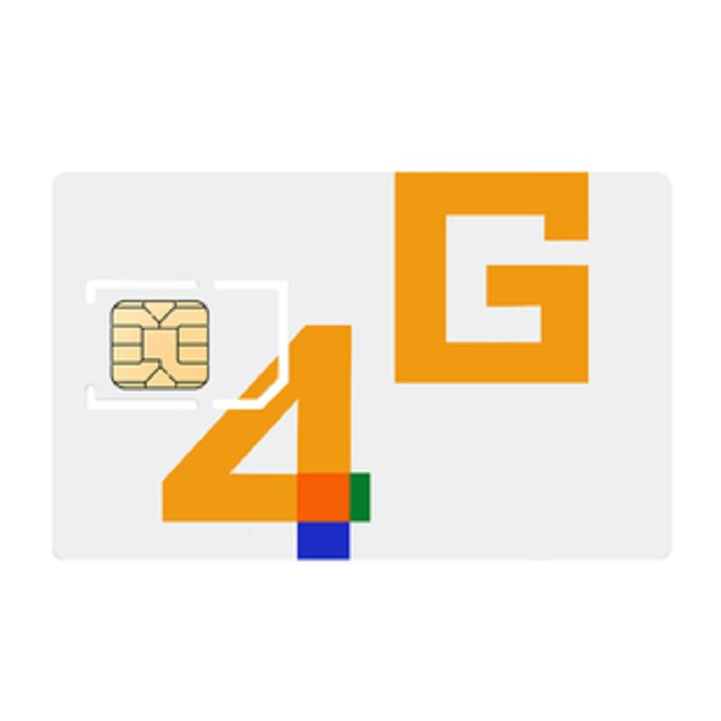 【半年免费用】4G上网短信电话卡38GB不限速纯流量全国通用