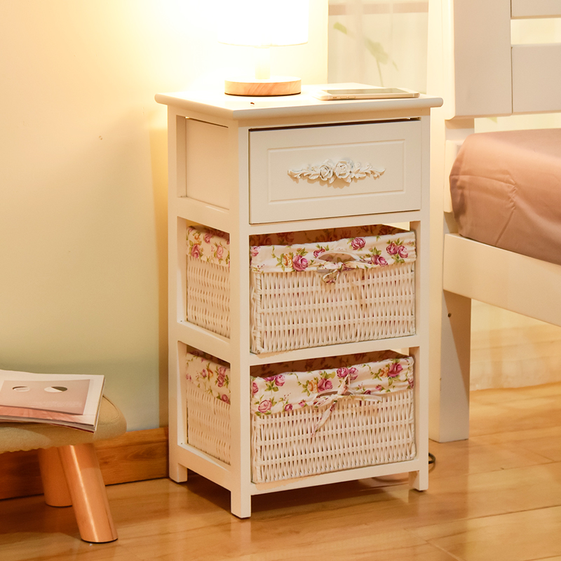 Usd 4769 han style garden storage cabinet simple simple mini han style garden storage cabinet simple simple mini bedside table white stylish modern bedside cabinet bedside watchthetrailerfo